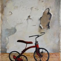 Oil on canvas 40x30 cm.