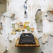 Oil on canvas 133x101 cm.