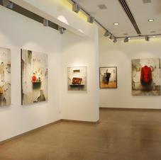 """""""Existential Space""""  - solo exhibition - DAN Gallery  TLV"""