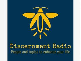 Podcast Appearance! Discernment Radio: Preschool Rules and Word of the Day