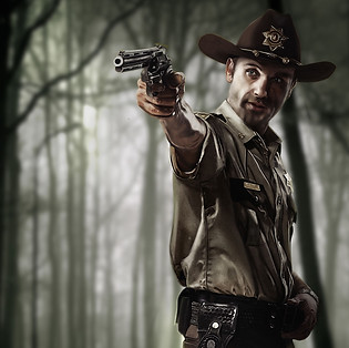 Rick The Walker