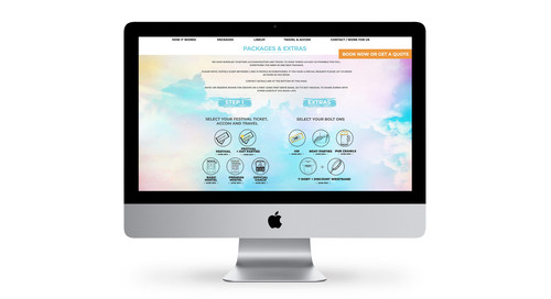 SBA Website Packages & Extras