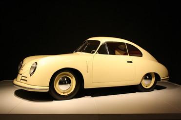 Porsche Type 356 Gmünd Coupe   Raleigh, NC
