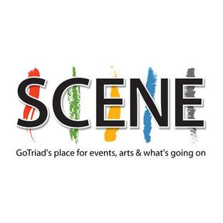 SCENE Entertainment Web Site Logo