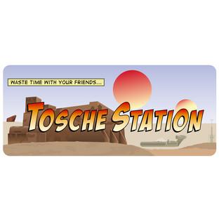 Tosche-Station.com Website Logo
