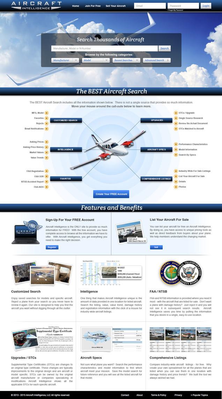 AircraftIntel.com Homepage