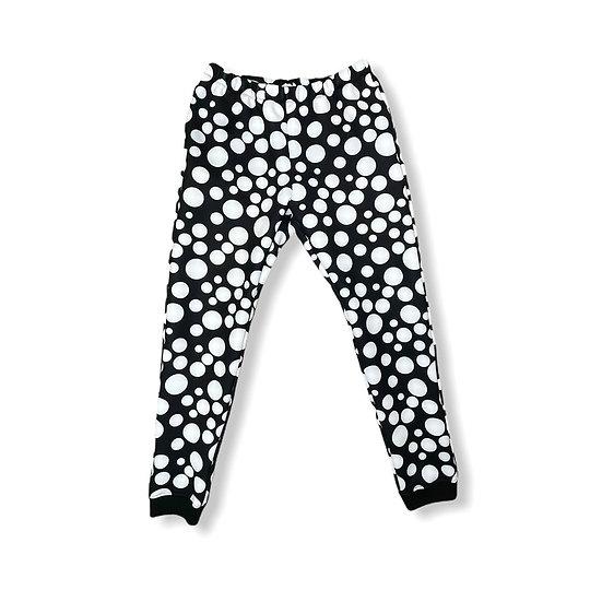 Polka Dot Sweatpants
