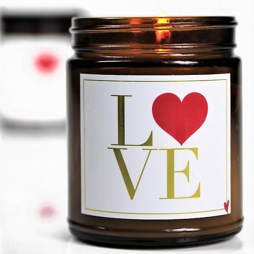 Love in Gardenia Candle
