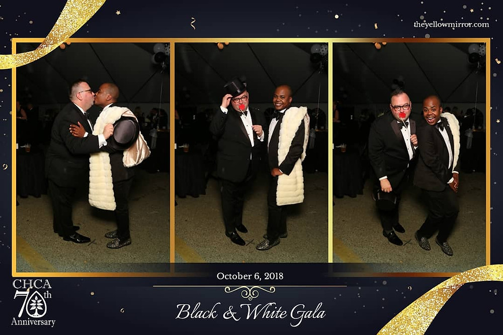 The Yellow Mirror photo booth brings out the best in Philadelphians