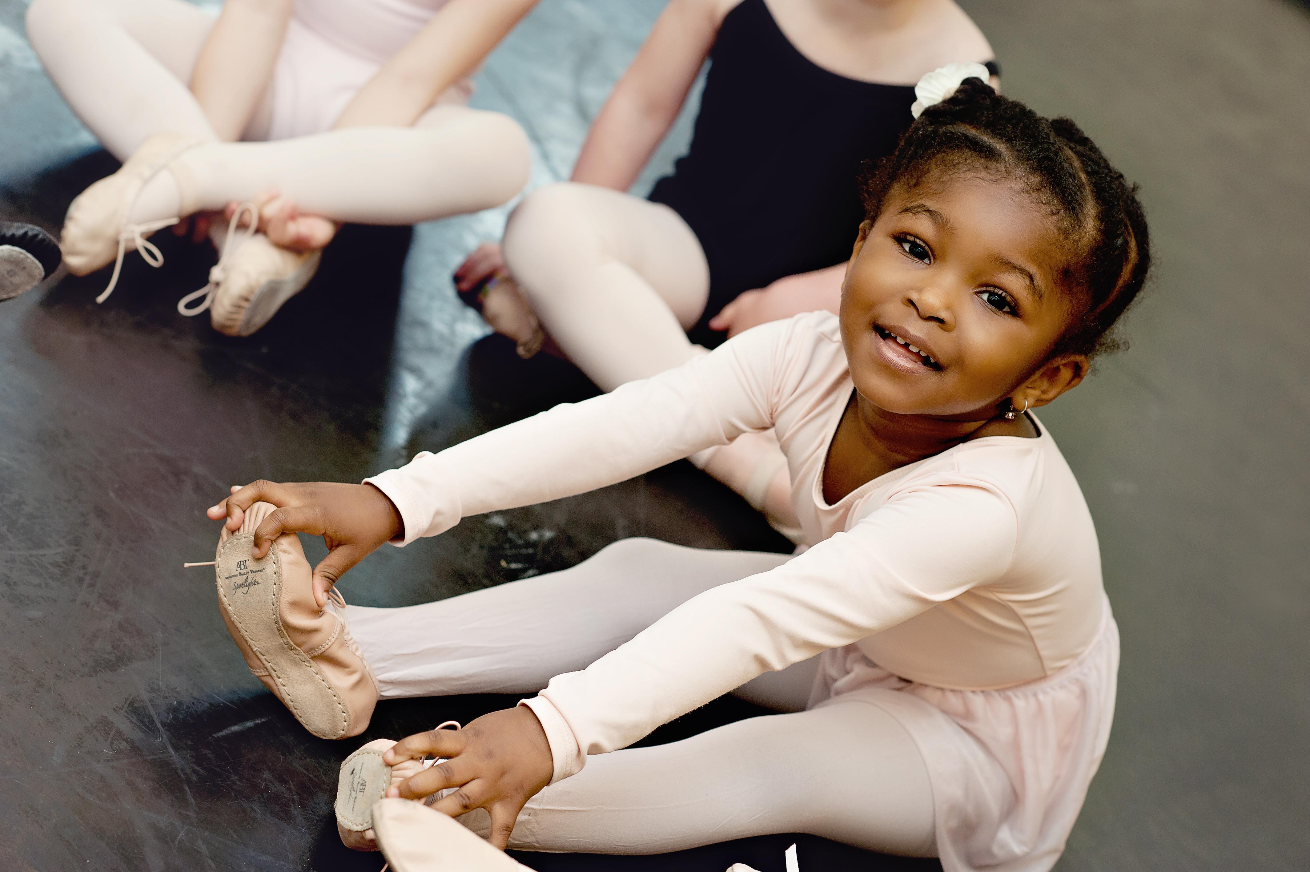 Fall Creative Ballet I (New Student)