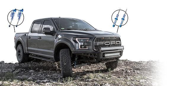 Fox Ford Raptor demper revisie proflex mr motorsport