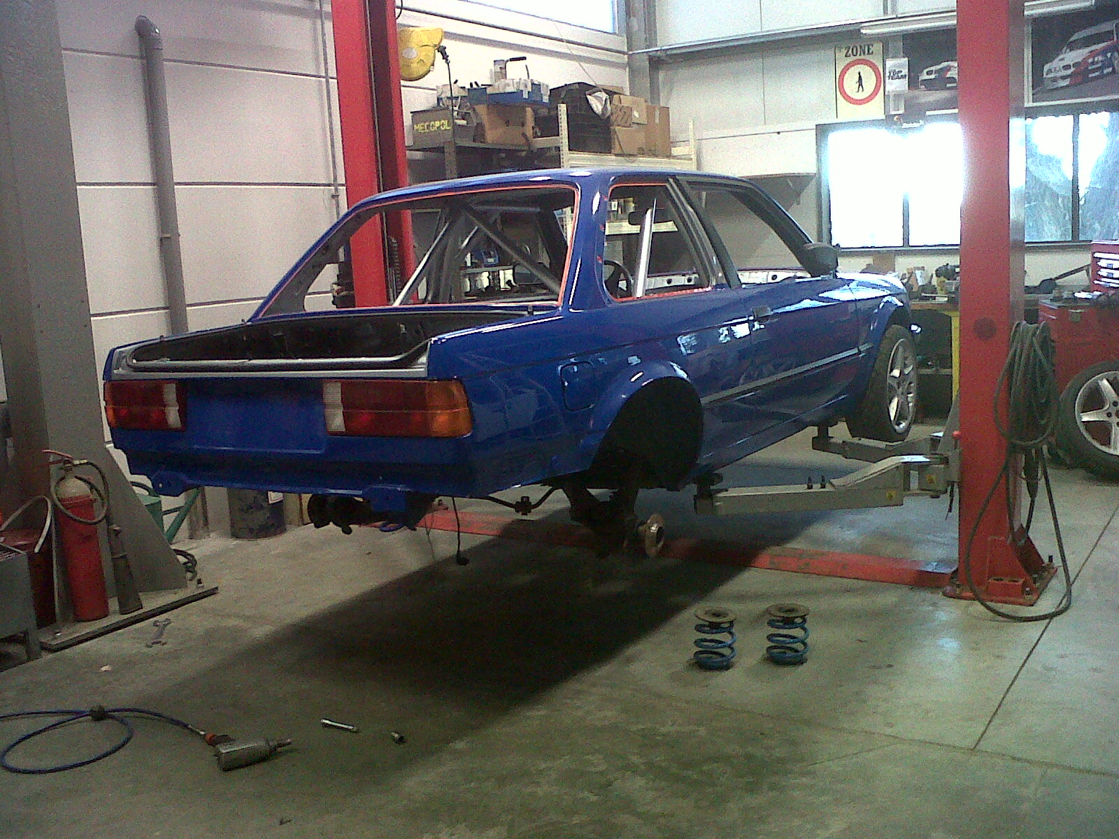 Rally - 325i project