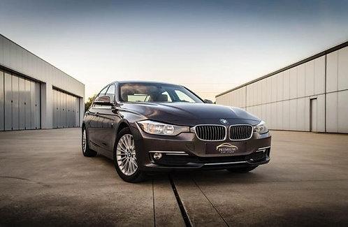 BMW 318D Luxury Line
