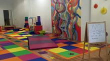 CKD classes at a new play space in Sunnyside, Queens!
