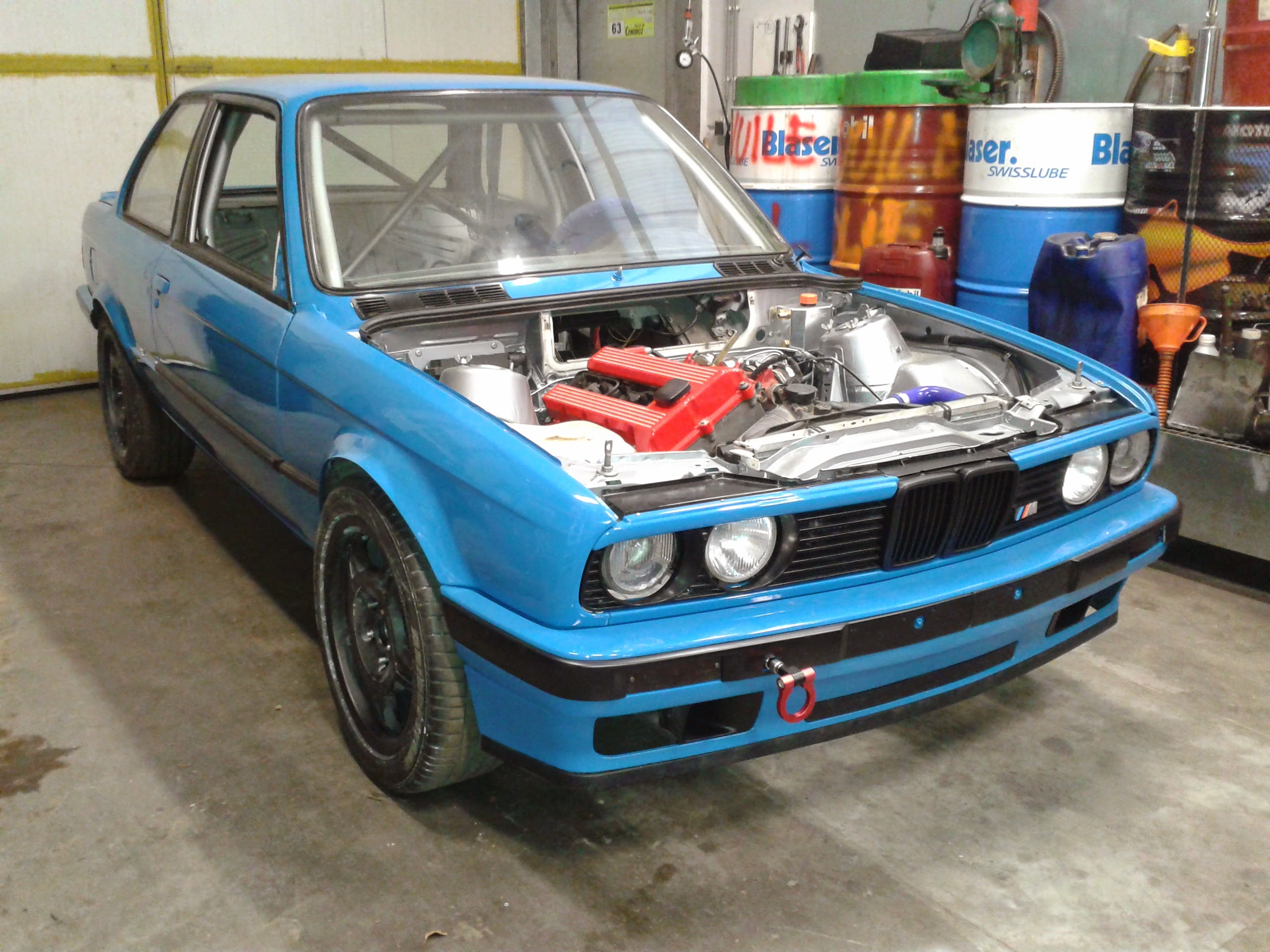 Rally - Bmw 318Is