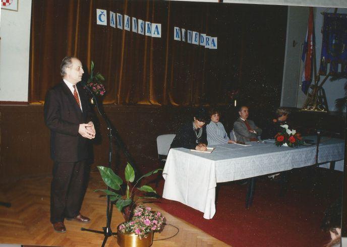 Osnivačka skupština Katedre