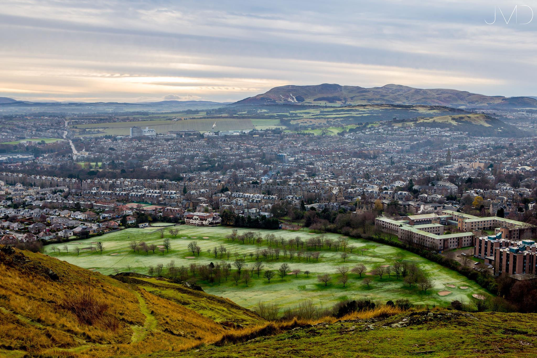 Edinburgh - Arthur's seat