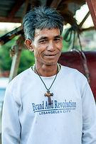 Un Chrétien de l'ethnie Banhar