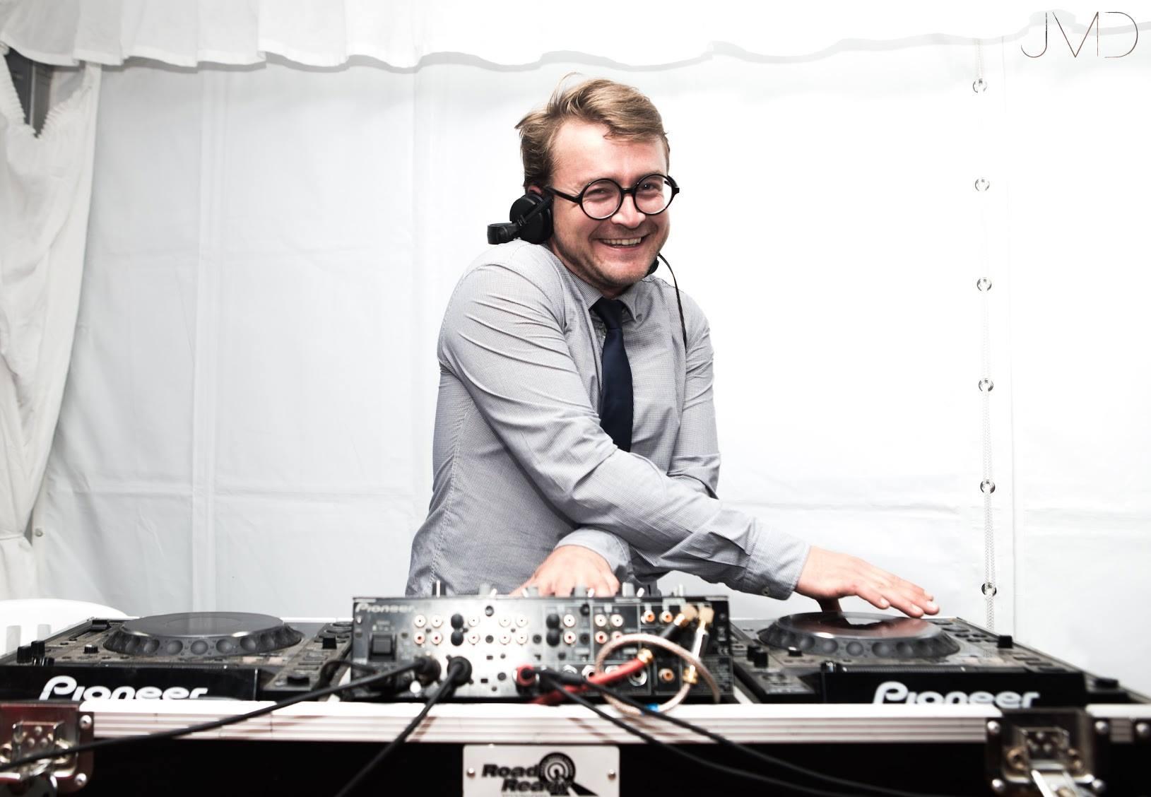 DJ de mariage !