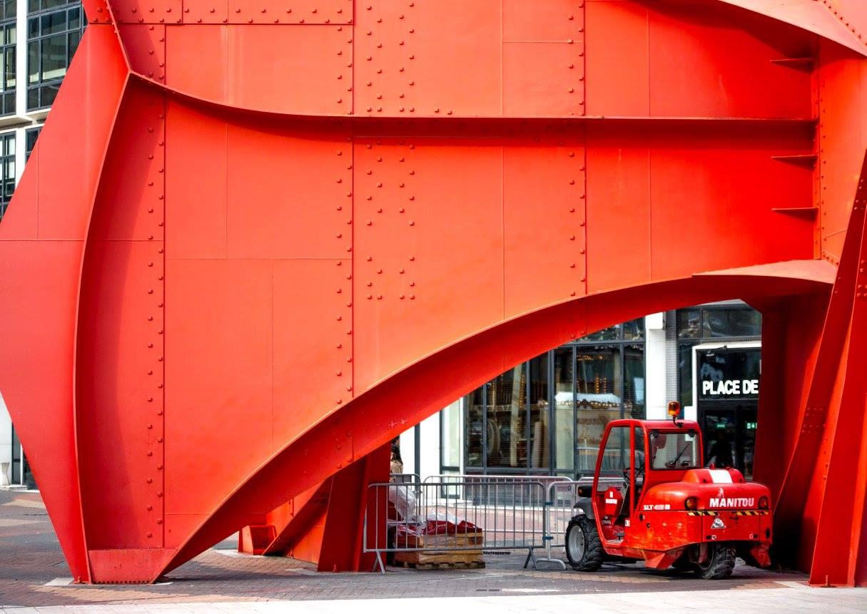 Red - La Défense, Paris