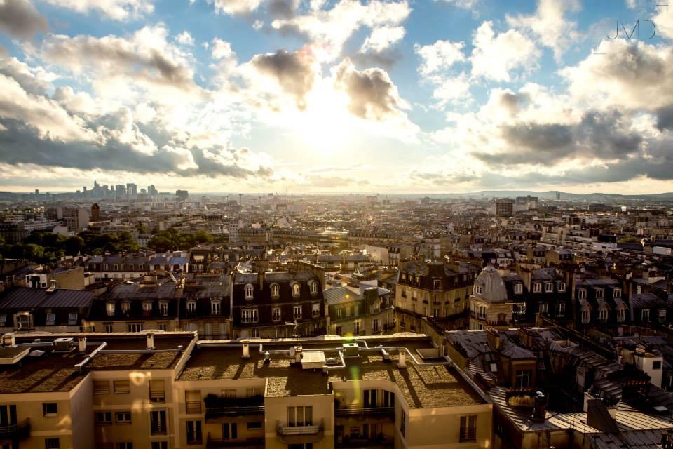 Guy Moquet, Paris