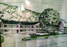 Lodge Art Rendering