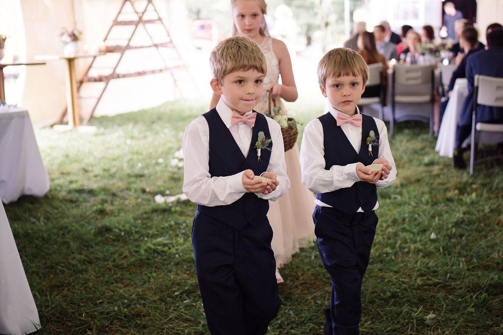 Michaela & Josh