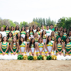 Roosevelt High School Cheer