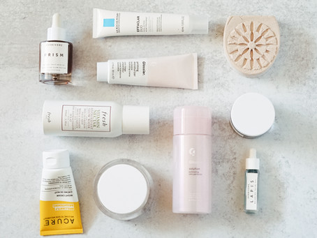 faves: skin care edition