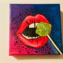 Lollipop Pop-Art