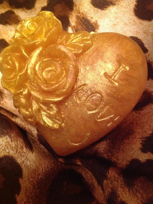I Love U Heart Spa Bars