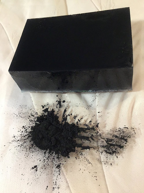 Activated Charcoal Spa Bars