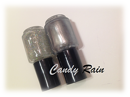Candy Rain Wrappers Nail Laquer Duo