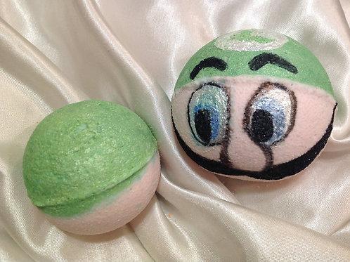 """""""Sweet Toons""""Luigi Inspired Sparkling Soaks"""