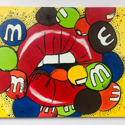 M&M's Pop-Art