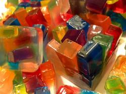 mini Hard Candies Spa Bar