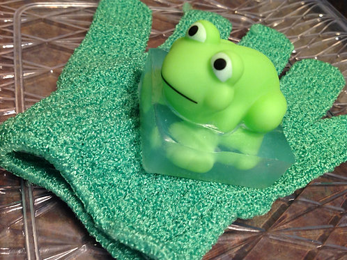 Rubber Froggy Spa Bar