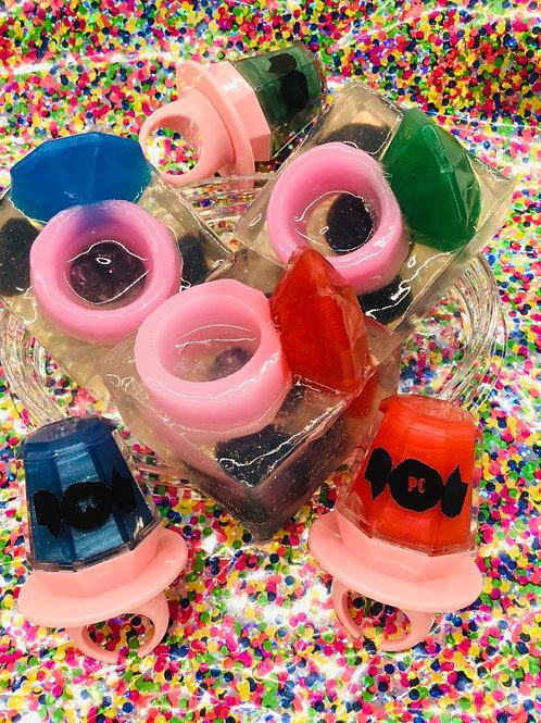 Bling Pop Lip Gloss Spa Set
