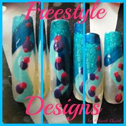 Freestyle Nail Art