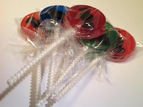 Lollipops Pearl Stick Spa Bars
