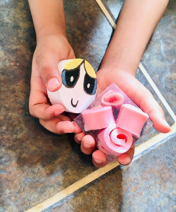 """Sweet Toons"" Giveaways, Power Puff Girls Set"