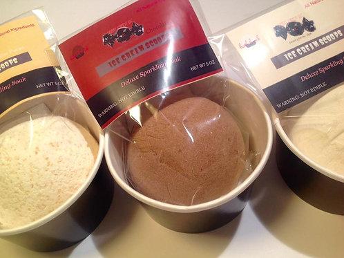 Frozen Dessert Sparkling Soaks