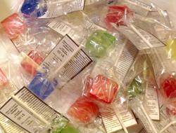 mini Lollipops Spa Bars
