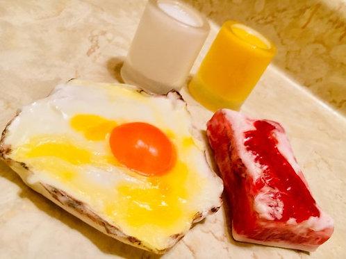 Sweet Toons! Giveaways, Bedrock Bath & Breakfast  Inspired Soap