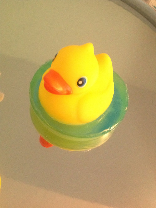Rubber Ducky Spa Bar