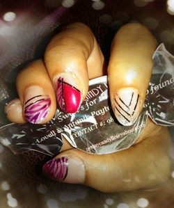Sculpted Nails