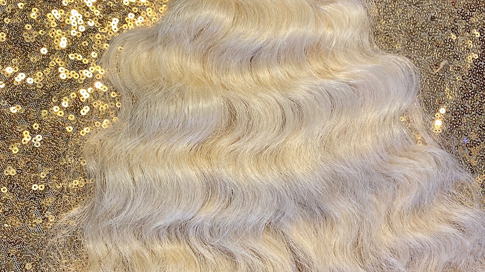 Indian Infinity Blonde Natural Wave