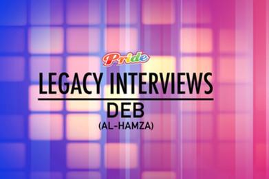 Legacy Interview Deb