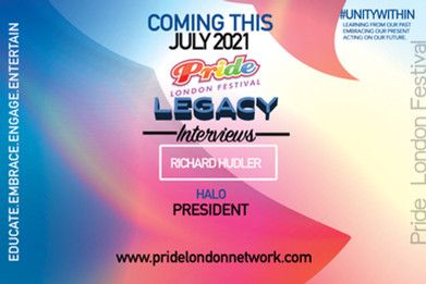 Legacy Interview with Richard Huddler