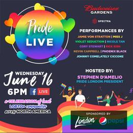 Pride Live